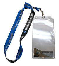 Lanyard with Credential Holder CWS 2010 Design