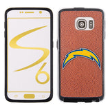 San Diego Chargers Classic NFL Football Pebble Grain Feel Samsung Galaxy S6 Case -