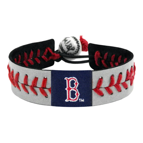 Boston Red Sox Bracelet Reflective Baseball
