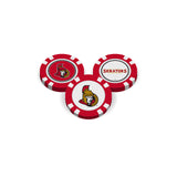 Ottawa Senators Golf Chip with Marker