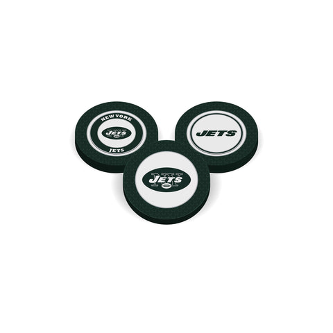 New York Jets Golf Chip with Marker - Bulk