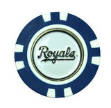 Kansas City Royals Golf Chip with Marker - Bulk