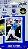 Kansas City Royals 2009 Topps Team Set