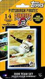 Pittsburgh Pirates 2009 Topps Team Set