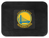 Golden State Warriors Car Mat Heavy Duty Vinyl Rear Seat