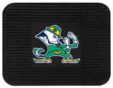 Notre Dame Fighting Irish Car Mat Heavy Duty Vinyl Rear Seat