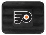 Philadelphia Flyers Car Mat Heavy Duty Vinyl Rear Seat - Special Order