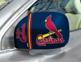 St. Louis Cardinals Mirror Cover - Small