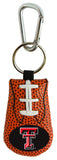 Texas Tech Red Raiders Keychain - Classic Football - New UPC - Special Order