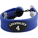 Tampa Bay Lightning Bracelet Team Color Jersey Vincent Lecavalier Design