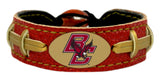 Boston College Eagles Team Color Football Bracelet
