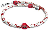 Arizona DiamondBacks Classic Frozen Rope Baseball Necklace