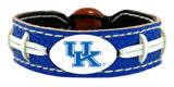Kentucky Wildcats Bracelet Team Color Football