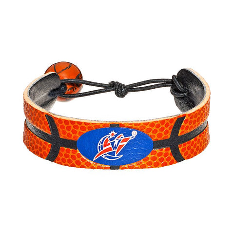 Washington Wizards Classic Basketball Bracelet