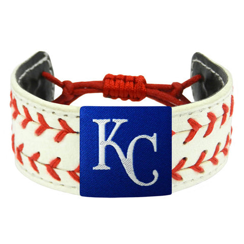 Kansas City Royals Classic Two Seamer Bracelet