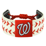 Washington Nationals Bracelet Classic Two Seamer