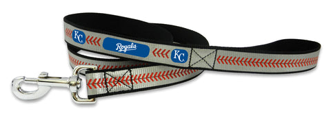 Kansas City Royals Reflective Baseball Leash - S