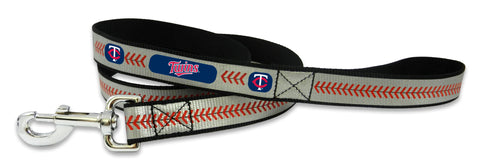 Minnesota Twins Reflective Baseball Leash - S
