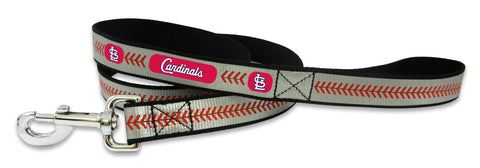 St. Louis Cardinals Reflective Baseball Leash - L