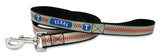 Texas Rangers Reflective Baseball Leash - S