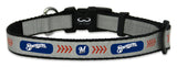 Milwaukee Brewers Reflective Toy Baseball Collar