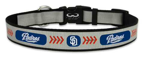 San Diego Padres Reflective Medium Baseball Collar