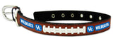 Kentucky Wildcats Classic Leather Large Football Collar