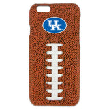 Kentucky Wildcats Classic Football iPhone 6 Case
