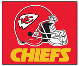 Kansas City Chiefs Area Mat Tailgater - Special Order