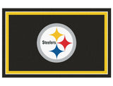Pittsburgh Steelers Area Rug - 5'x8' - Special Order