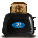 Dallas Mavericks Toaster Black