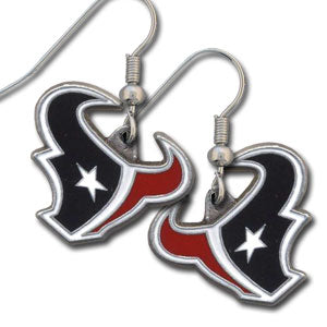 Houston Texans Dangle Earrings
