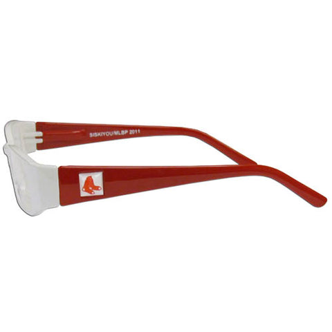 Boston Red Sox Glasses Readers Color 2.00 Power