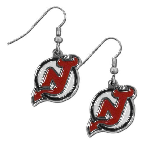 New Jersey Devils Dangle Earrings