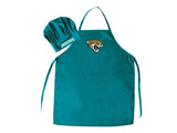 Jacksonville Jaguars Apron and Chef Hat Set