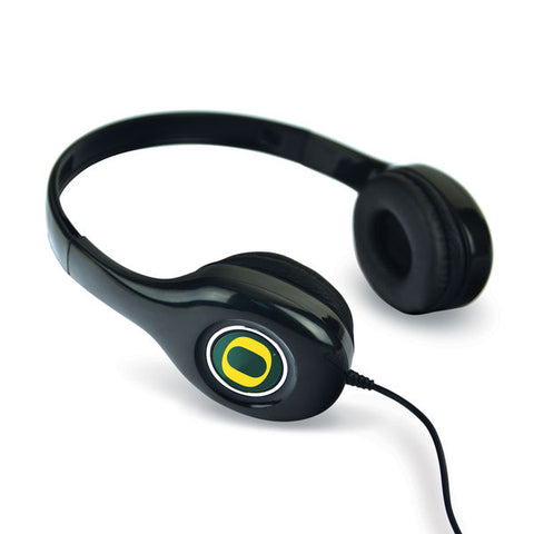 Oregon Ducks Headphones - Over the Ear