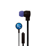 Kansas City Royals Big Logo Ear Buds