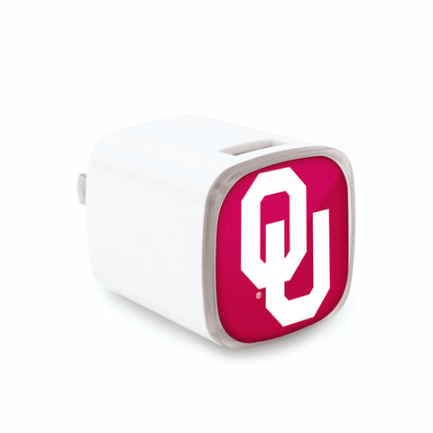 Oklahoma Sooners Wall Charger
