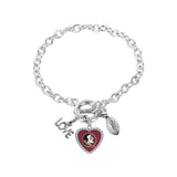 Florida State Seminoles Bracelet Charmed Sport Love Football