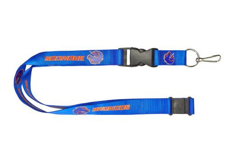 Boise State Broncos Lanyard Blue Special Order