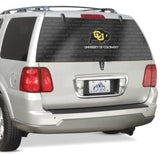 Colorado Buffaloes Rear Window Film