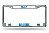 UCLA Bruins License Plate Frame Chrome Special Order