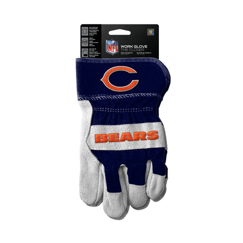 Chicago Bears Gloves Work Style The Closer Design