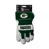 Green Bay Packers  Gloves Work Style The Closer Design