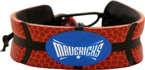 Dallas Mavericks Classic Basketball Bracelet