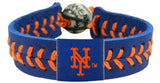 New York Mets Bracelet Team Color Baseball