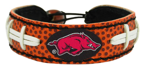 Arkansas Razorbacks Bracelet - Classic Football