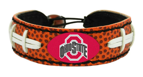 Ohio State Buckeyes Bracelet Classic Football Alternate