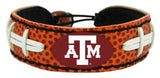 Texas A&M Aggies Classic Football Bracelet