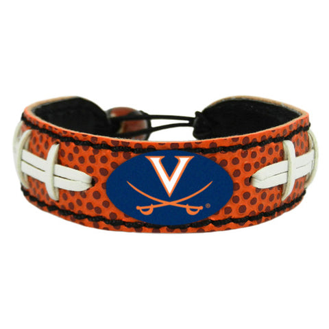Virginia Cavaliers Classic Football Bracelet